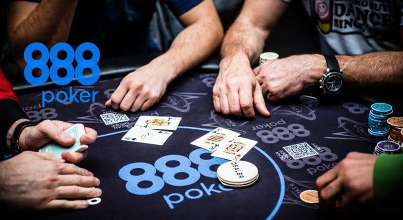 888 poker турниры