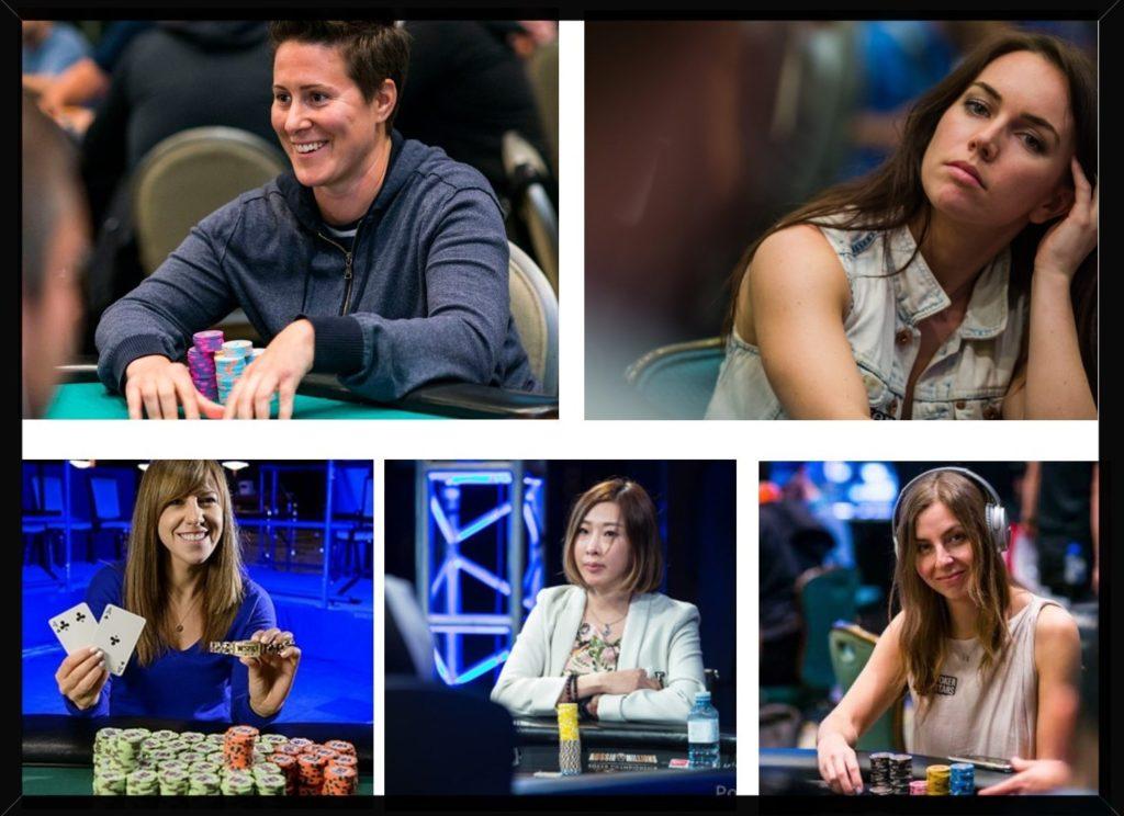Известные покеристки