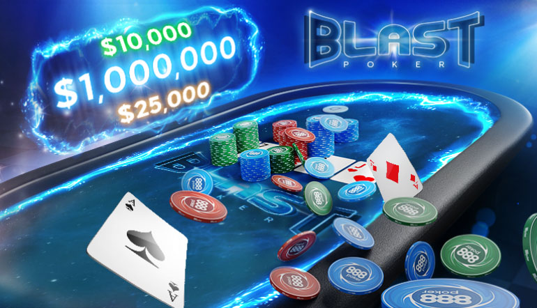 Джекпот в 1 миллион долларов на 888poker
